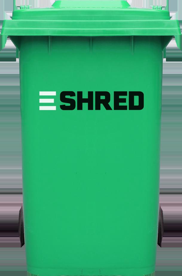 greenBin-eshred